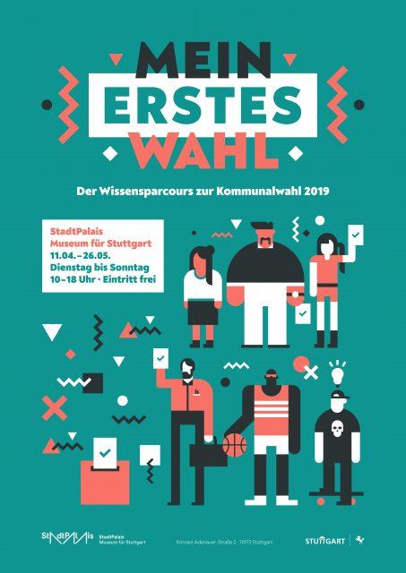 StadtPalais – Museum für Stuttgart Mein erstes Wahl