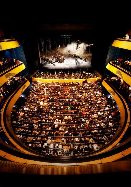 StadtPalais – Museum für Stuttgart Große Oper – viel Theater?