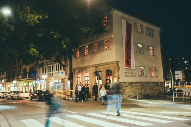 StadtPalais – Museum für Stuttgart Museum Hegel-Haus