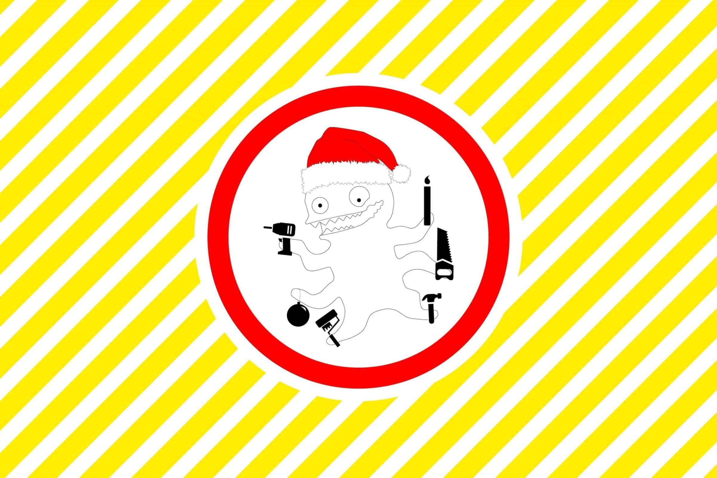 BauMit – Weihnachtsbaustelle