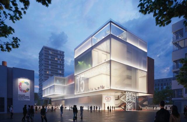 StadtPalais – Museum für Stuttgart Ergänzungsbau Theaterhaus