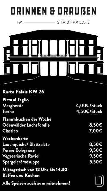 StadtPalais – Museum für Stuttgart Museumsgastro