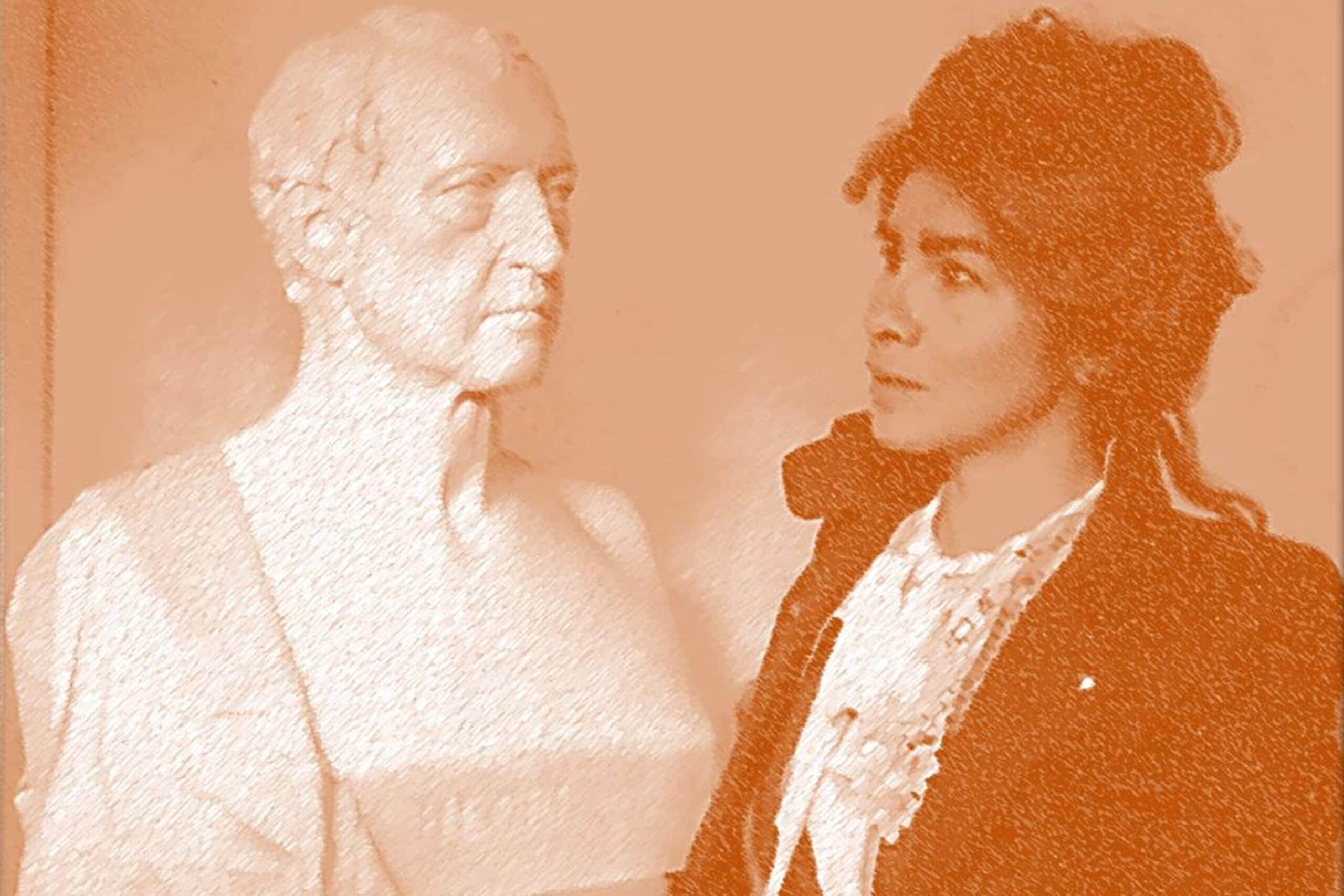 Stuttgart-Geschichten aus der Zeit des jungen Hegel