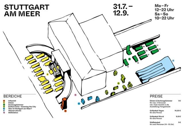 StadtPalais – Museum für Stuttgart Stuttgart am Meer 2021