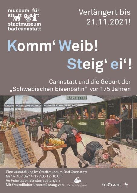StadtPalais – Museum für Stuttgart Stadtmuseum Bad Cannstatt